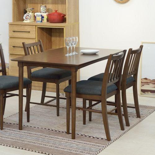 ダイニングテーブル W1200×D750×H700(mm) オーク材突板商品画像10