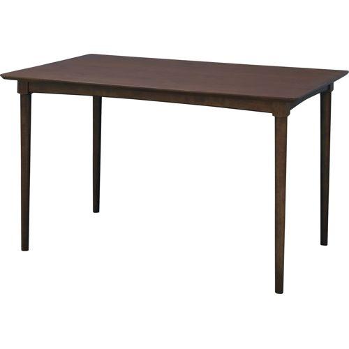 ダイニングテーブル W1200×D750×H700(mm) オーク材突板のメイン画像