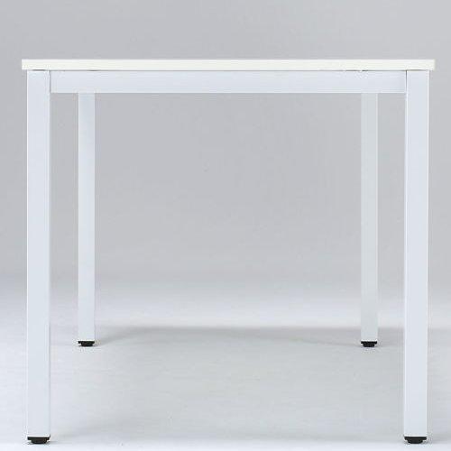 テーブル(会議用) 井上金庫(イノウエ) 4本脚 NFT-1275 W1200×D750×H720(mm)商品画像3