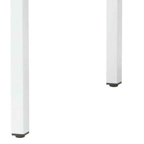 テーブル(会議用) 井上金庫(イノウエ) 4本脚 NFT-1275 W1200×D750×H720(mm)商品画像6