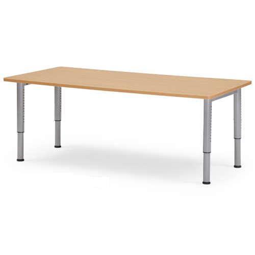 介護テーブル アイコ 天板上下昇降式 NJT-1890 W1800×D900×H680~765(mm)のメイン画像