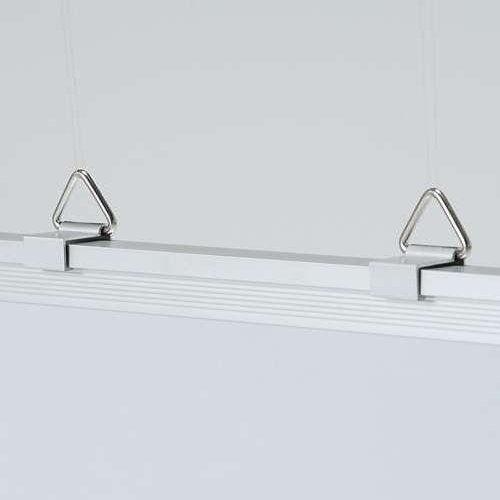 ホワイトボード スチールタイプ 壁掛け 無地 NWB-2 板面サイズ:幅600mm×高さ450mm商品画像3