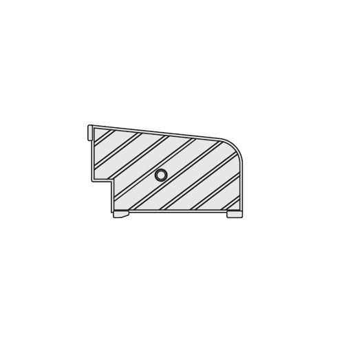 キャビネット・収納庫 CWS型・NWS型ファイル引き出し書庫用標準仕切板 2枚セット NWS-FSのメイン画像
