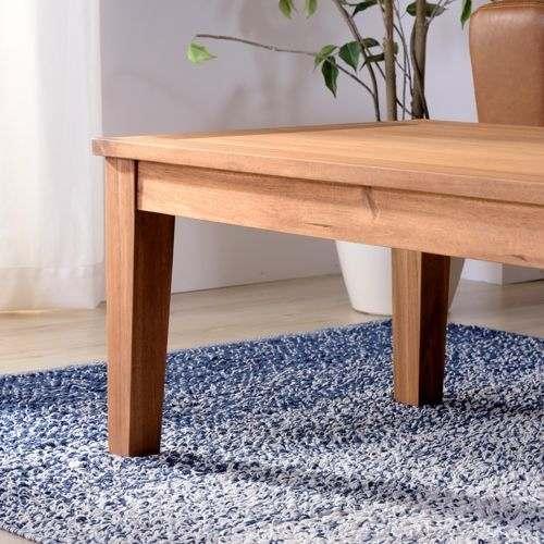 センターテーブル アルンダ NX-711 天然木(アカシア) W1100×D550×H380(mm)商品画像2