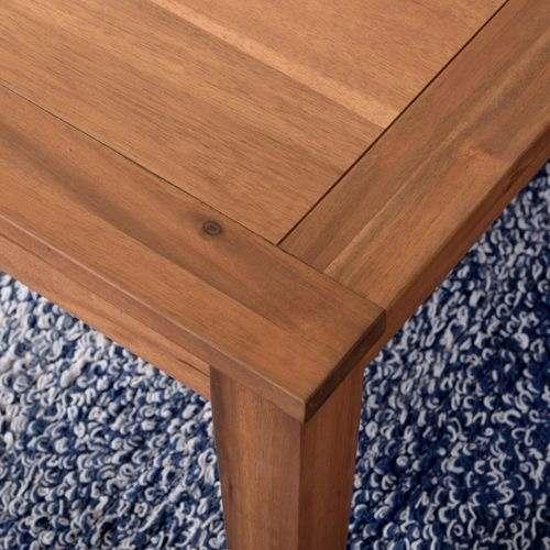 センターテーブル アルンダ NX-711 天然木(アカシア) W1100×D550×H380(mm)商品画像3