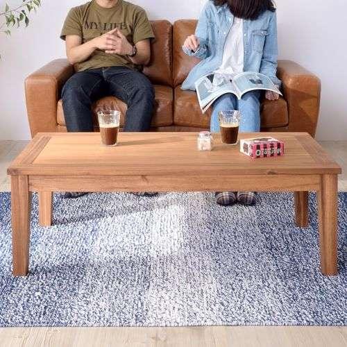 センターテーブル アルンダ NX-711 天然木(アカシア) W1100×D550×H380(mm)商品画像10