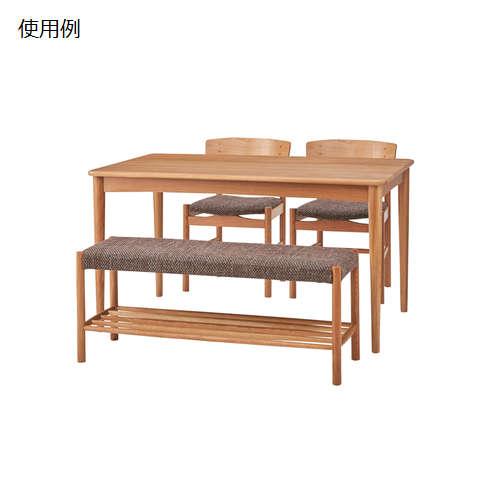 ベンチチェア AZUMAYA(東谷) NYB-633商品画像3