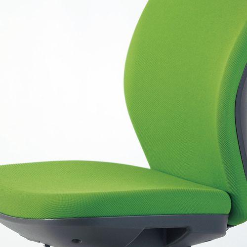 チェア アイコ OA-1005 セミローバック 肘なし商品画像7