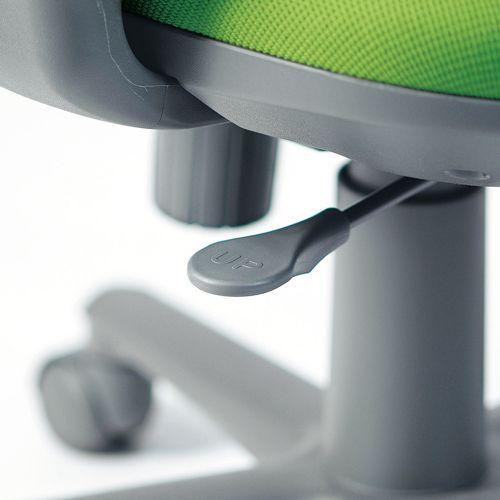 チェア アイコ OA-1005 セミローバック 肘なし商品画像9