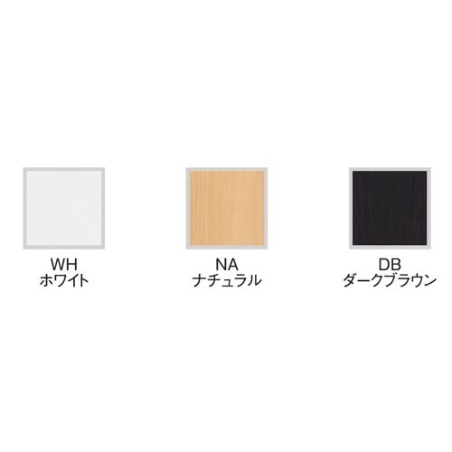 デスク 井上金庫(イノウエ) 平机 ホワイト ODH-127 W1200×D700×H700(mm)商品画像7