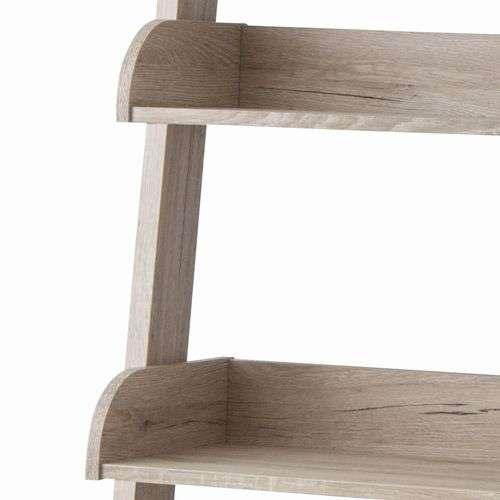 シェルフ チェスターシリーズ AZUMAYA(東谷) OL-334 収納棚 階段状 壁立て掛 W650×D350×H1490(mm)商品画像3