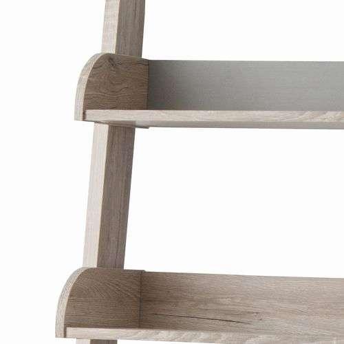 シェルフ チェスターシリーズ AZUMAYA(東谷) OL-334 収納棚 階段状 壁立て掛 W650×D350×H1490(mm)商品画像6