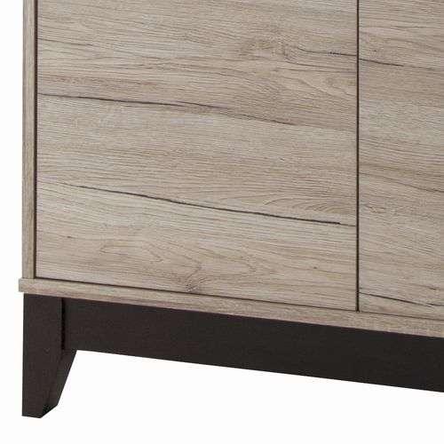 チェスト チェスターシリーズ 3段棚+可動棚板 W800×D400×H955(mm) AZ-OL-336商品画像7