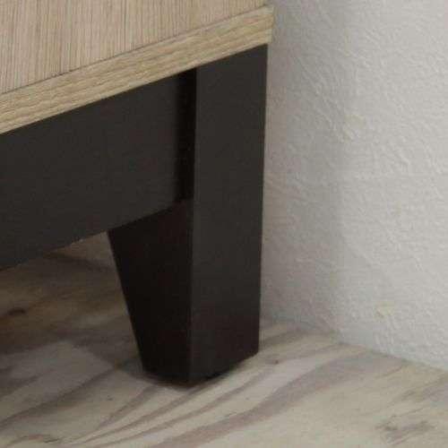 チェスト チェスターシリーズ 3段棚+可動棚板 W800×D400×H955(mm) AZ-OL-336商品画像8