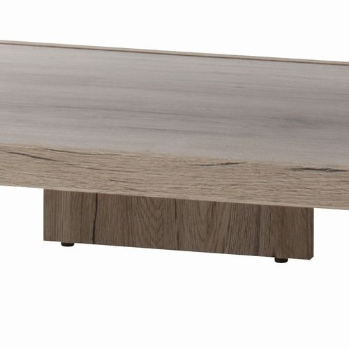 センターテーブル チェスターシリーズ AZUMAYA(東谷) OL-570 コーヒーテーブル スチール脚 W1000×D500×H455(mm)商品画像4