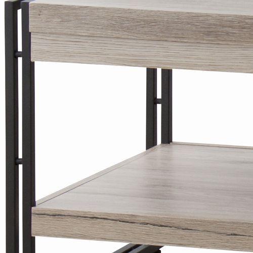 センターテーブル チェスターシリーズ AZUMAYA(東谷) OL-570 コーヒーテーブル スチール脚 W1000×D500×H455(mm)商品画像8