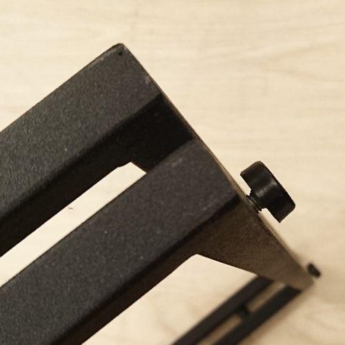 センターテーブル チェスターシリーズ AZUMAYA(東谷) OL-570 コーヒーテーブル スチール脚 W1000×D500×H455(mm)商品画像9