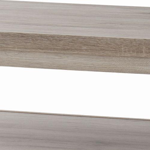 センターテーブル チェスターシリーズ コーヒーテーブル スチール脚 W1200×D500×H455(mm) AZ-OL-571商品画像7