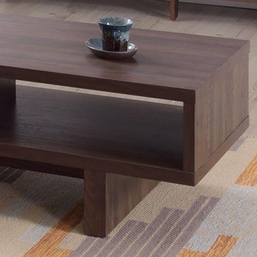 センターテーブル KD Furnitureシリーズ AZUMAYA(東谷) OL-851 ボックス型テーブル W1100×D500×H365(mm)商品画像5