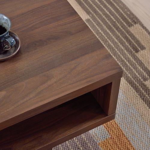 センターテーブル KD Furnitureシリーズ AZUMAYA(東谷) OL-851 ボックス型テーブル W1100×D500×H365(mm)商品画像9