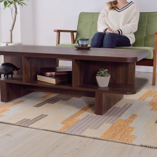 センターテーブル KD Furnitureシリーズ ディスプレイ・レイアウト型テーブル W1200×D500×H390(mm)商品画像3