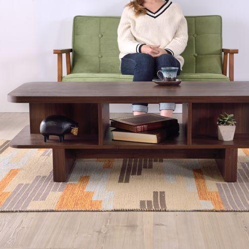 センターテーブル KD Furnitureシリーズ ディスプレイ・レイアウト型テーブル W1200×D500×H390(mm)商品画像5