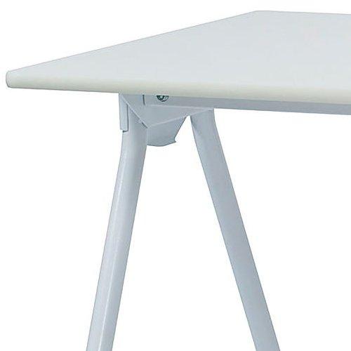 テーブル(会議用) Y字型キャスター脚 PAG-1575 W1500×D750×H700(mm)商品画像6