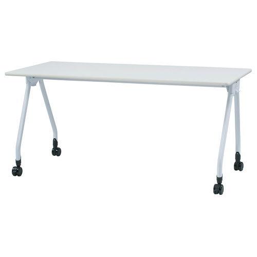 テーブル(会議用) Y字型キャスター脚 PAG-1575 W1500×D750×H700(mm)のメイン画像