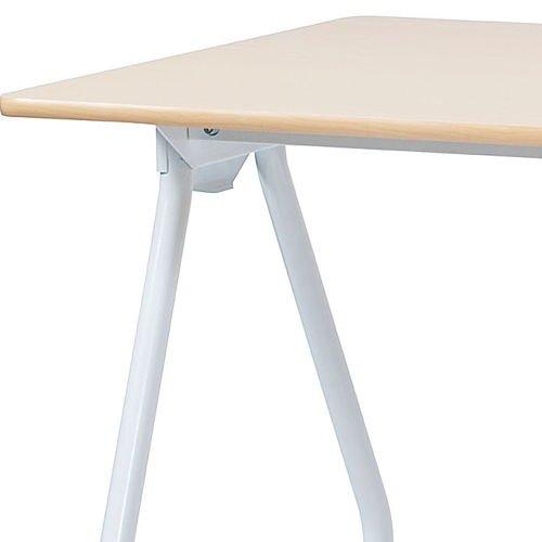 テーブル(会議用) 井上金庫(イノウエ) Y字型キャスター脚 PAG-1875 W1800×D750×H700(mm)商品画像6