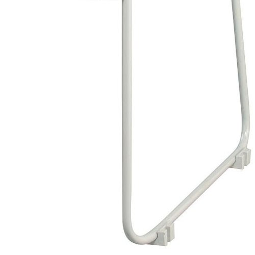 会議椅子 スタッキングチェア PMC-430 ループ脚 布張り 肘なし商品画像8