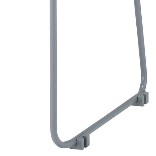 会議椅子 スタッキングチェア PMC-P430 ループ脚 ビニールレザー張り 肘なし商品画像7