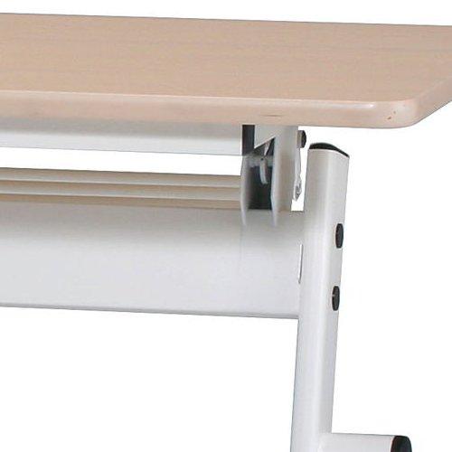 テーブル(会議用) 平行スタックテーブル PND-1245 W1200×D450×H720(mm)商品画像7