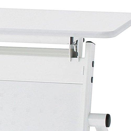 テーブル(会議用) 井上金庫(イノウエ) 幕板パネル スチール パンチング仕様 W1200mm用 PND-12M PNDテーブル専用商品画像5