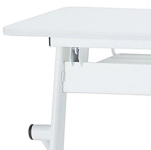 テーブル(会議用) 井上金庫(イノウエ) 平行スタックテーブル PND-1545 W1500×D450×H720(mm)商品画像6