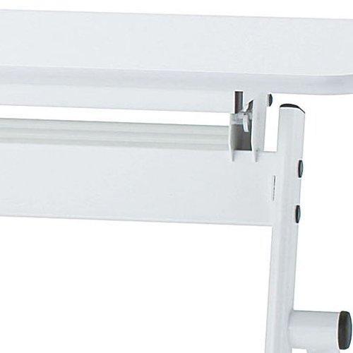 テーブル(会議用) 井上金庫(イノウエ) 平行スタックテーブル PND-1545 W1500×D450×H720(mm)商品画像7