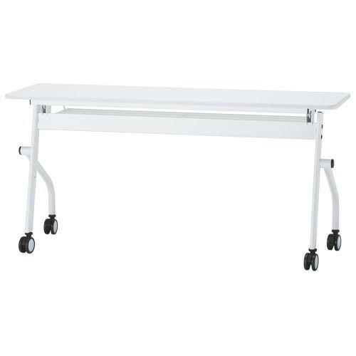 テーブル(会議用) 井上金庫(イノウエ) 平行スタックテーブル PND-1545 W1500×D450×H720(mm)のメイン画像