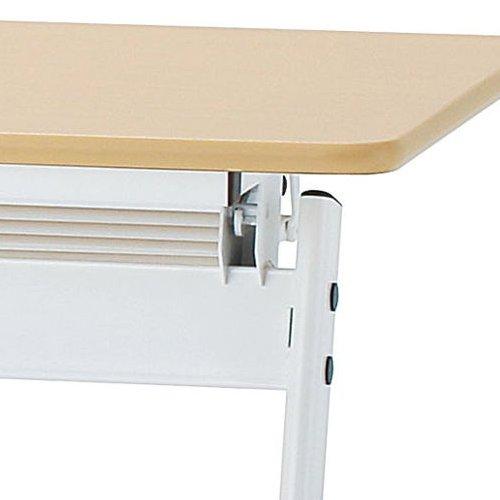 テーブル(会議用) 平行スタックテーブル PND-1560 W1500×D600×H720(mm)商品画像7