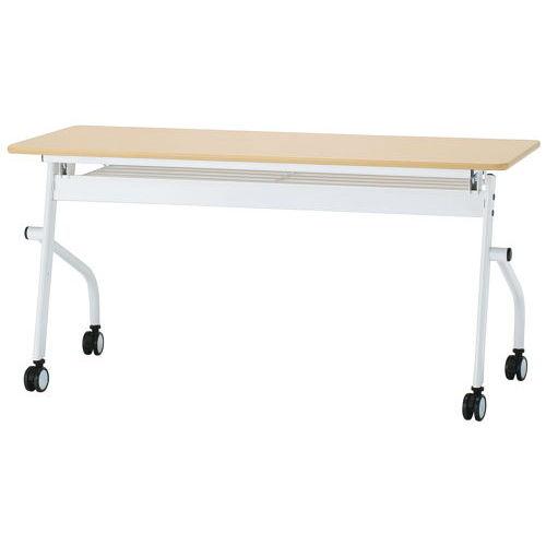 テーブル(会議用) 平行スタックテーブル PND-1560 W1500×D600×H720(mm)のメイン画像