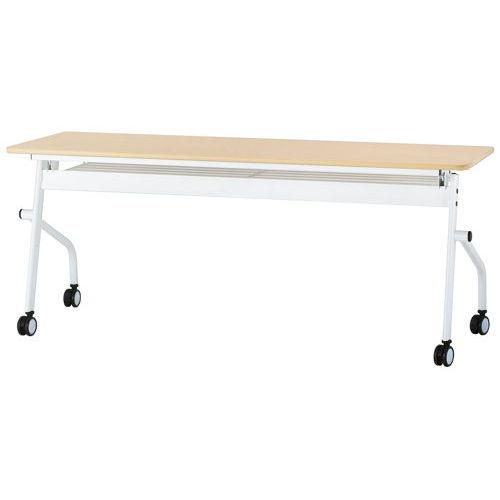テーブル(会議用) 平行スタックテーブル PND-1860 W1800×D600×H720(mm)のメイン画像
