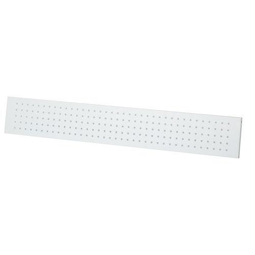 テーブル(会議用) 井上金庫(イノウエ) 幕板パネル スチール パンチング仕様 W1800mm用 PND-18M PNDテーブル専用のメイン画像