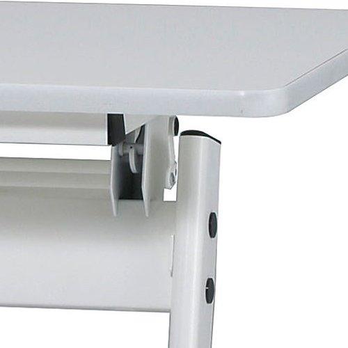 テーブル(会議用) 平行スタックテーブル PND-7545 W750×D450×H720(mm)商品画像7