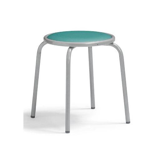 スツール(丸椅子) アイコ 背なし スタッキングチェア RC-60 固定脚 粉体塗装商品画像2