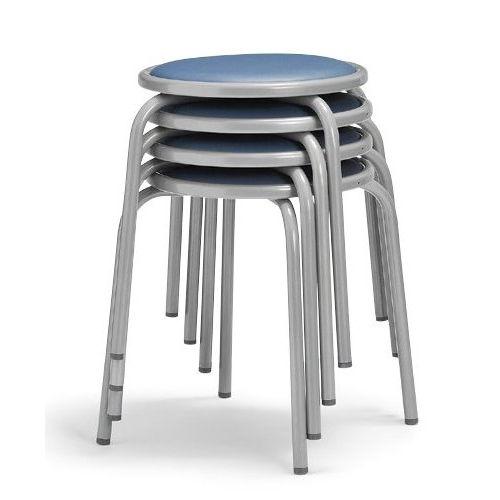 スツール(丸椅子) 背なし スタッキングチェア RC-60 固定脚 粉体塗装商品画像7