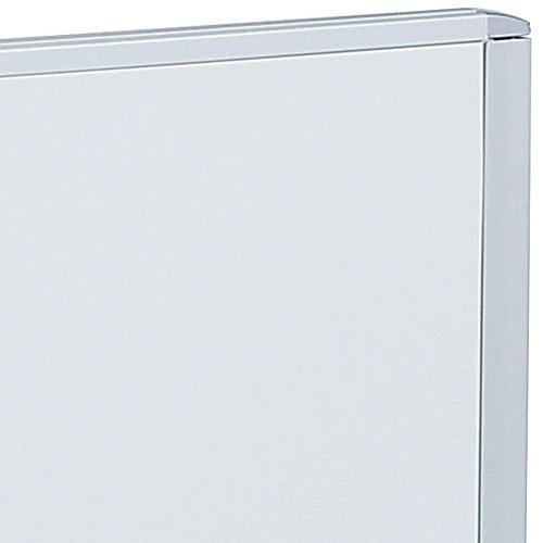 デスクトップパネル スチールタイプ ホワイト色 RDP-1200SWH W1200×H350(mm)商品画像4