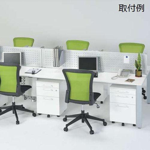 テーブル(会議用) 井上金庫(イノウエ) デスクトップパネル メタル仕様 RDP-2400MP UTSテーブル(W2400×D1200)専用商品画像2