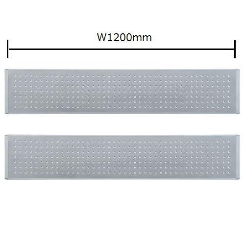 テーブル(会議用) 井上金庫(イノウエ) デスクトップパネル メタル仕様 RDP-2400MP UTSテーブル(W2400×D1200)専用のメイン画像