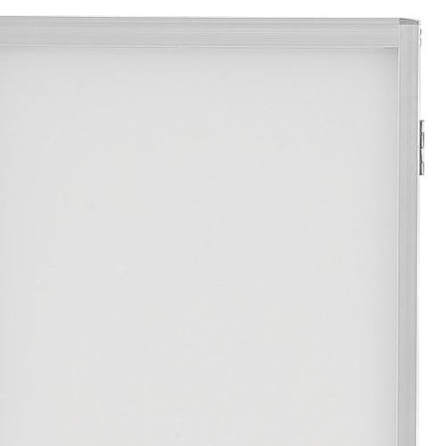 パーティション(間仕切り) 井上金庫(イノウエ) 3連パーティション 三つ折りパネル RM3-AL アクリル半透明パネル商品画像4