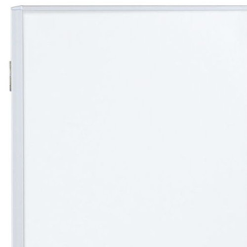 パーティション(間仕切り) 井上金庫(イノウエ) 3連パーティション 三つ折りパネル RM3-SWH スチールホワイト色パネル商品画像4