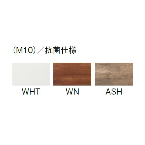 会議用テーブル SLTB-1212 W1200×D1200×H720(mm) ブラックカラー粉体塗装4本脚テーブル コードホール付き商品画像5
