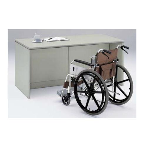 【WEB販売休止中】カウンター 車椅子対応 ローカウンター SNC型 SNC1280C W1200×D800×H740(mm)商品画像3